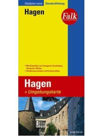 Cartographia  - Hagen várostérkép