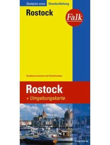 Rostock várostérkép