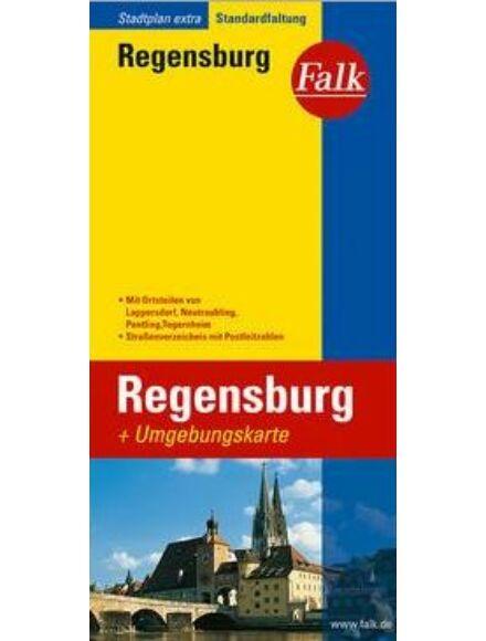 Cartographia  - Regensburg várostérkép