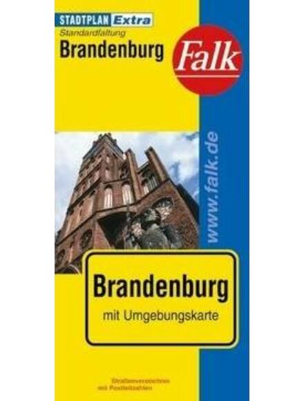 Brandenburg várostérkép