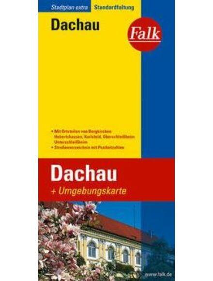 Dachau várostérkép