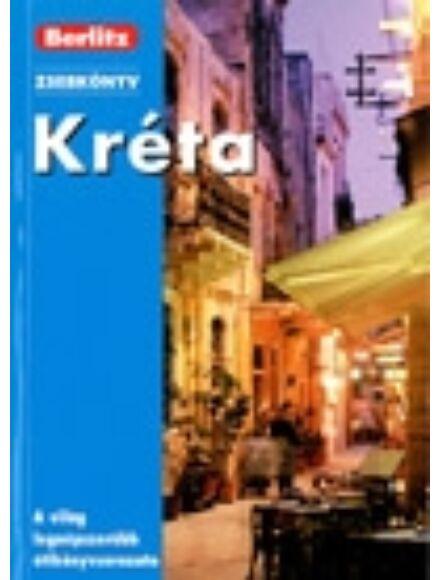 Cartographia  - Kréta útikönyv - Berlitz
