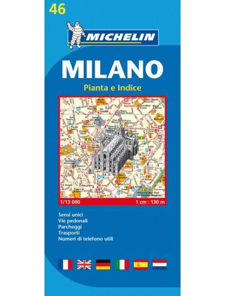 Cartographia  - Milánó térkép