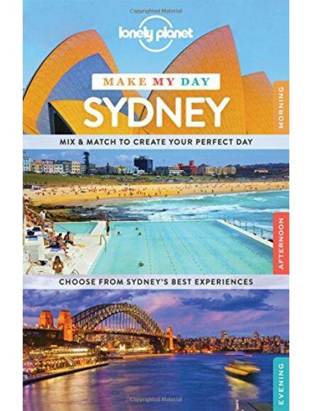 Cartographia  - Sydney Make My Day útikönyv