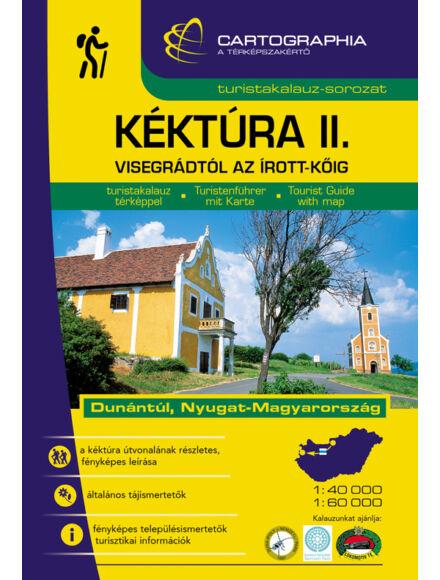 Cartographia  - Kéktúra - Visegrádtól az Írott-kőig