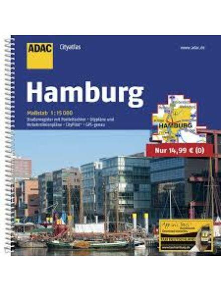 Hamburg városatlasz