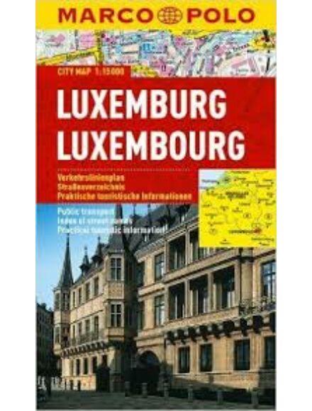 Cartographia  - Luxemburg várostérkép
