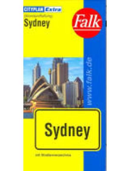 Sydney extra várostérkép