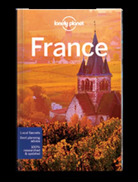 Cartographia  - Franciaország útikönyv (angol)