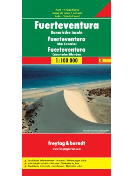 Fuerteventura térkép
