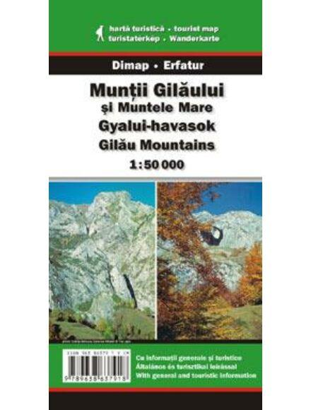 Cartographia  - Gyalui-havasok turistatérkép