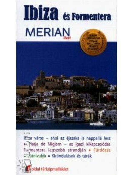 Cartographia  - Ibiza  és Formentera útikönyv