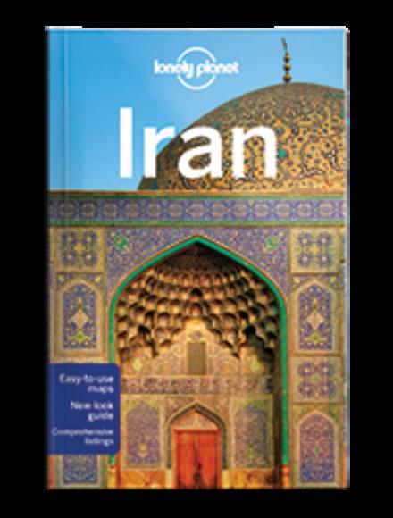 Cartographia  - Irán útikönyv