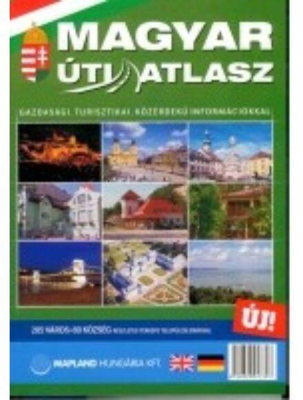 Cartographia  - Magyar úti atlasz