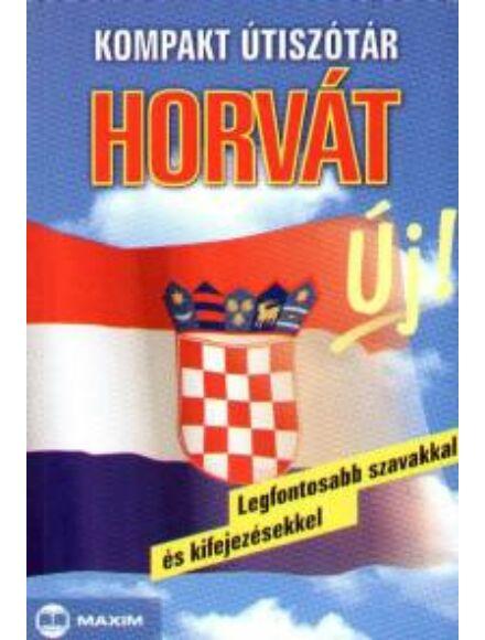 Cartographia  - Horvát kompakt útiszótár