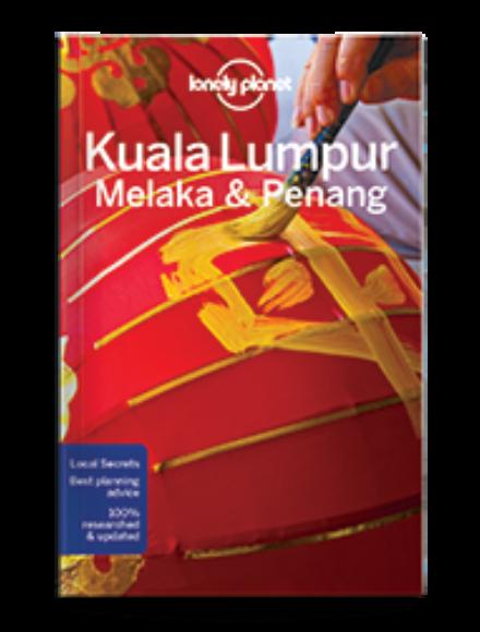 Cartographia  - Kuala Lumpur, Melaka & Penang útikönyv