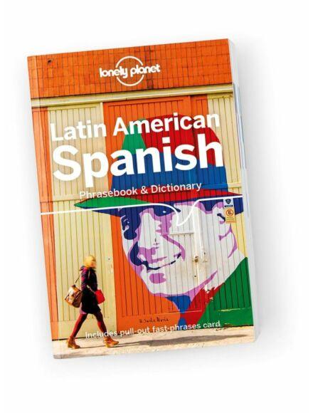 Cartographia  - Latin-amerikai spanyol útiszótár (angol)