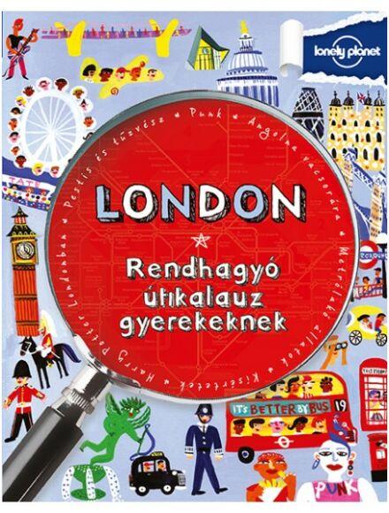 Cartographia  - London - Rendhagyó útikalauz gyerekeknek