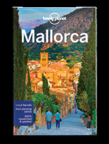 Mallorca útikönyv (angol)