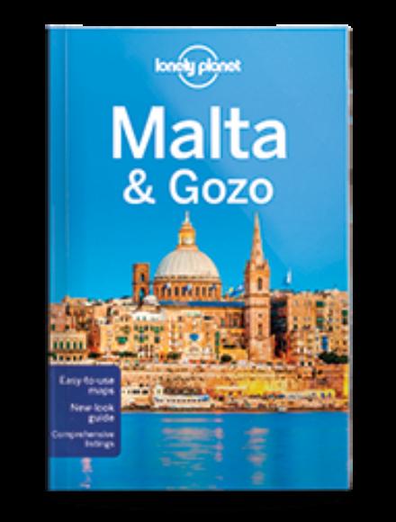 Cartographia  - Málta és Gozo útikönyv