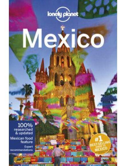 Mexikó útikönyv (angol)