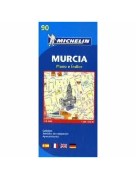 Cartographia  - Murcia várostérkép