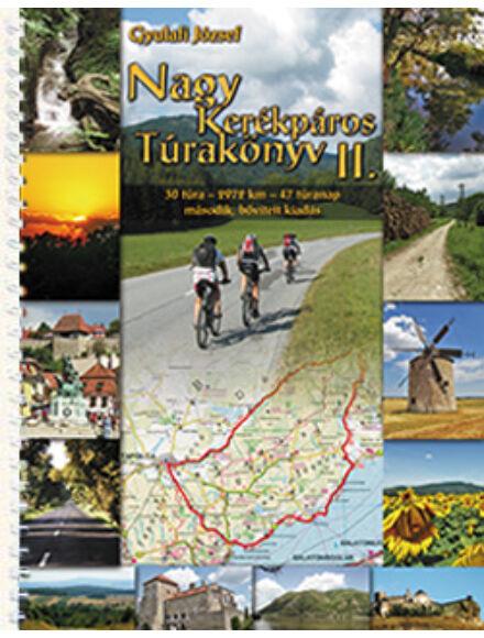 Cartographia  - Nagy kerékpáros túrakönyv II.