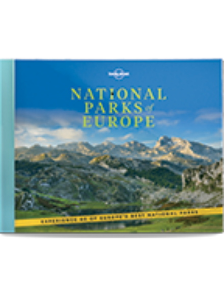 Cartographia  - Európa nemzeti parkjai útikönyv (angol)