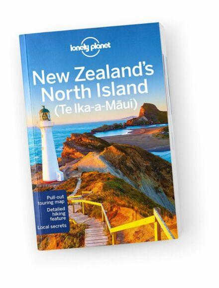 Új-Zéland - Északi-szigetek útikönyv (angol)