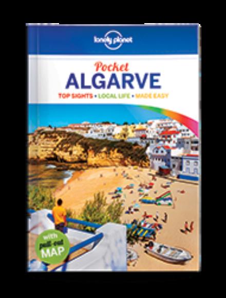 Cartographia  - Algarve Pocket útikönyv