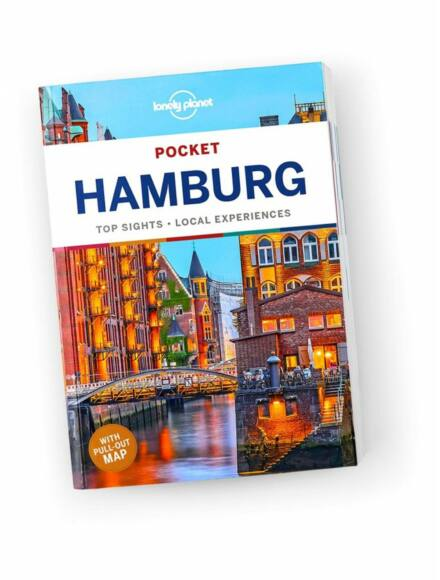 Cartographia  - Hamburg Pocket útikönyv angol