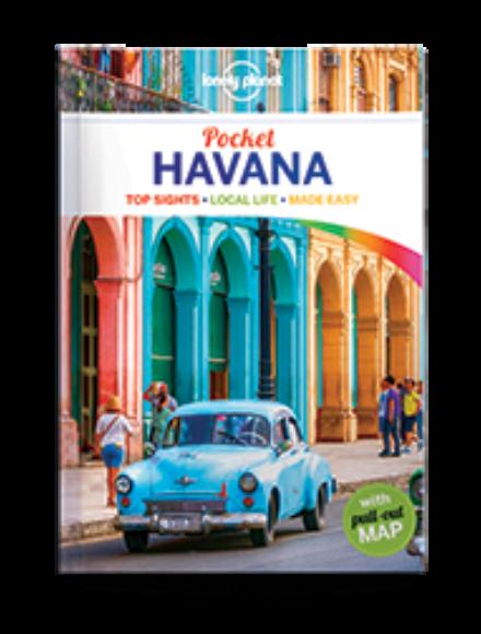 Cartographia  - Havanna Pocket útikönyv (angol)