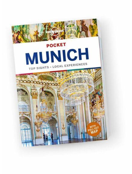 München Pocket útikönyv (angol)