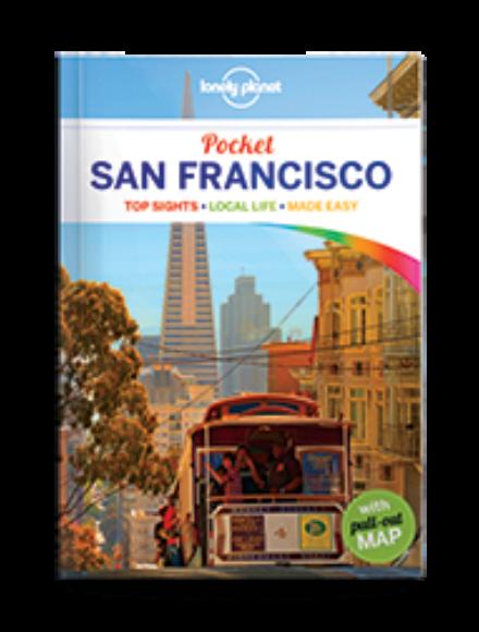 San Francisco Pocket útikönyv (angol)