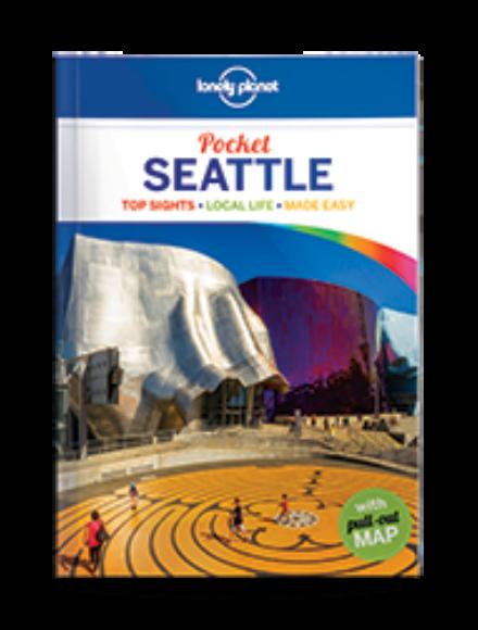 Cartographia  - Seattle Pocket útikönyv (angol)