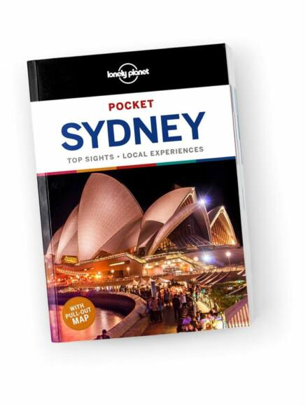 Cartographia  - Sydney Pocket útikönyv