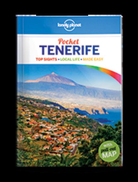 Cartographia  - Tenerife Pocket útikönyv