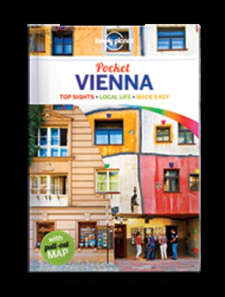 Cartographia  - Bécs Pocket útikönyv (angol)