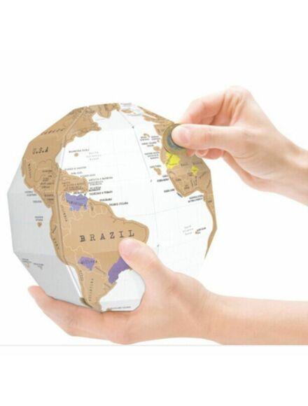 Cartographia  - Világtérkép kaparós