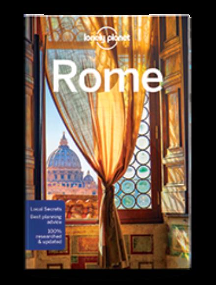 Cartographia  - Róma útikönyv (angol)