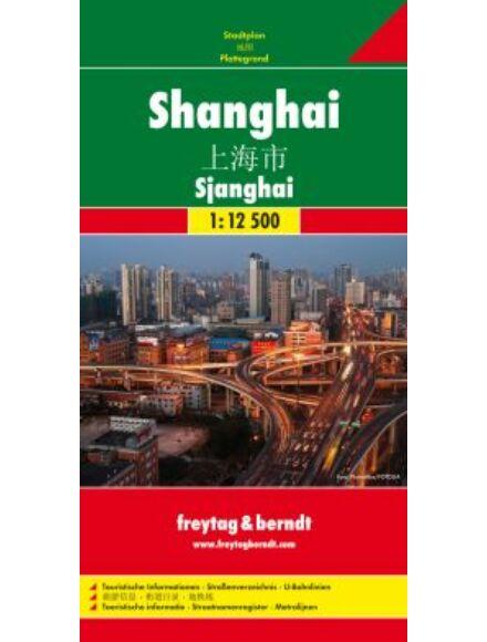 Shanghai várostérkép
