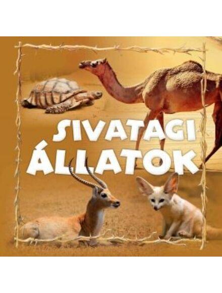 Cartographia  - Sivatagi állatok