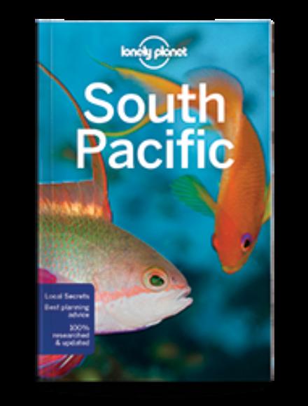 Dél-Csendes-óceán útikönyv (angol)
