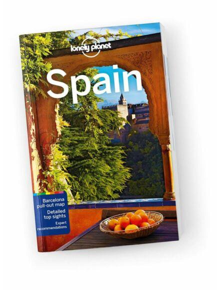 Spanyolország útikönyv (angol)