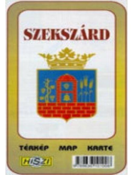 Szekszárd várostérkép
