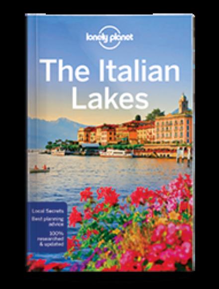 Cartographia  - Olasz tavak útikönyv