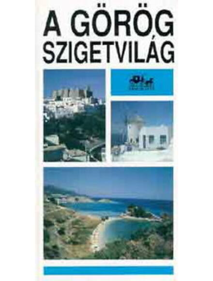 Cartographia  - A görög szigetvilág útikönyv