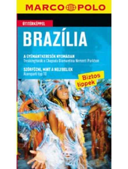 Cartographia  - Brazília útikönyv - Marco Polo