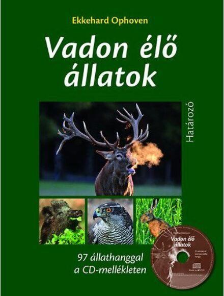 Cartographia  - Vadon élő állatok határozója CD melléklettel