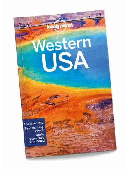 USA Nyugat útikönyv (angol)